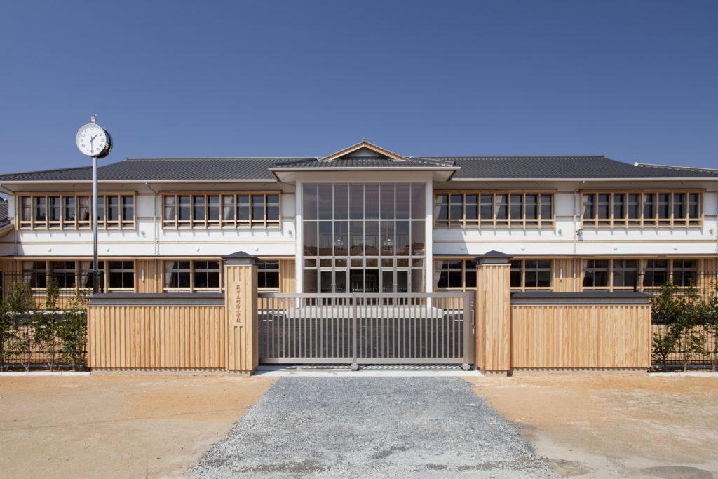 【公共事業】明倫小学校校舎新築工事
